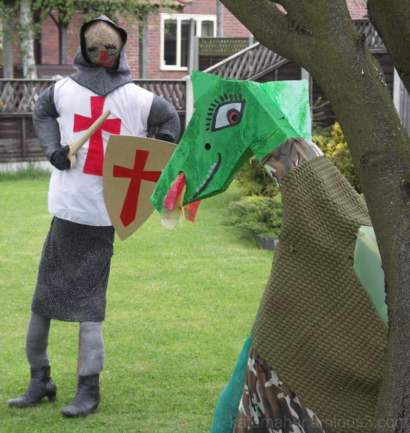 George & the Dragon!