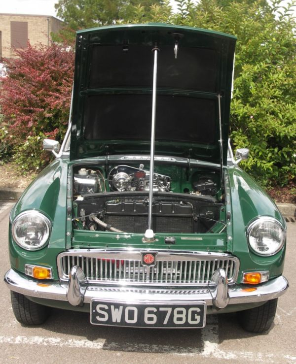MG.. one of my favourite cars!
