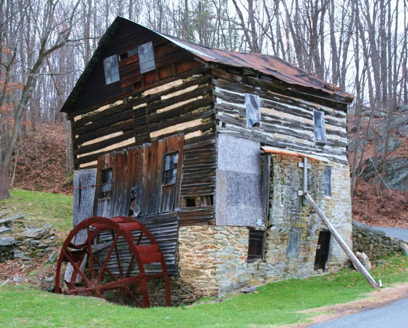 Amoss Mill