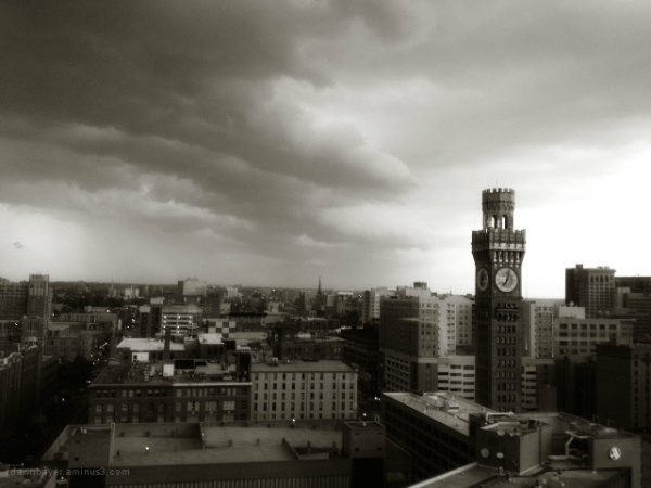 Baltimore, city
