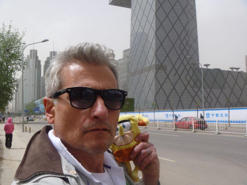 Papi & Sponge Bob