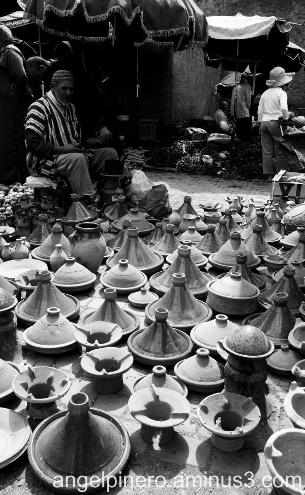 life in Marrakech