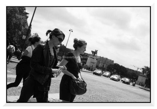 """""""ON A CHANTE LES PARISIENNES """"..."""