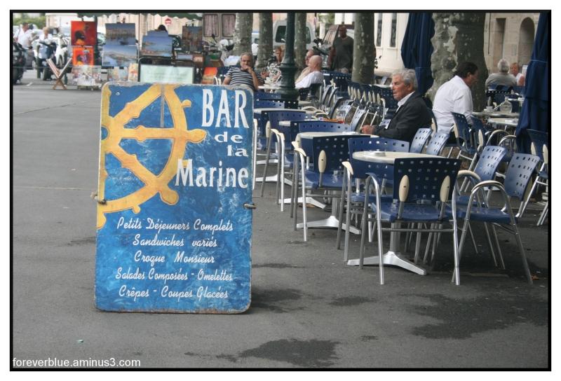 BAR DE LA MARINE...