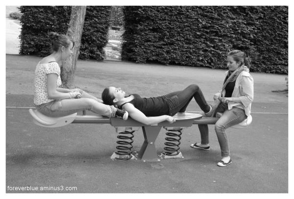 L'ADOLESCENCE...