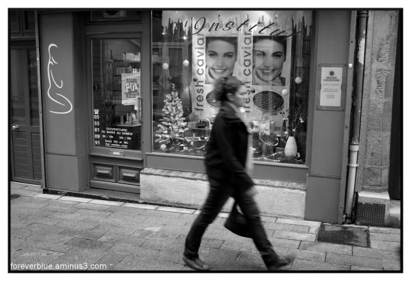 THE STREET...