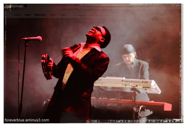 ...ON STAGE: ALLAN ADOTE and SOUL CONNECTION 1..
