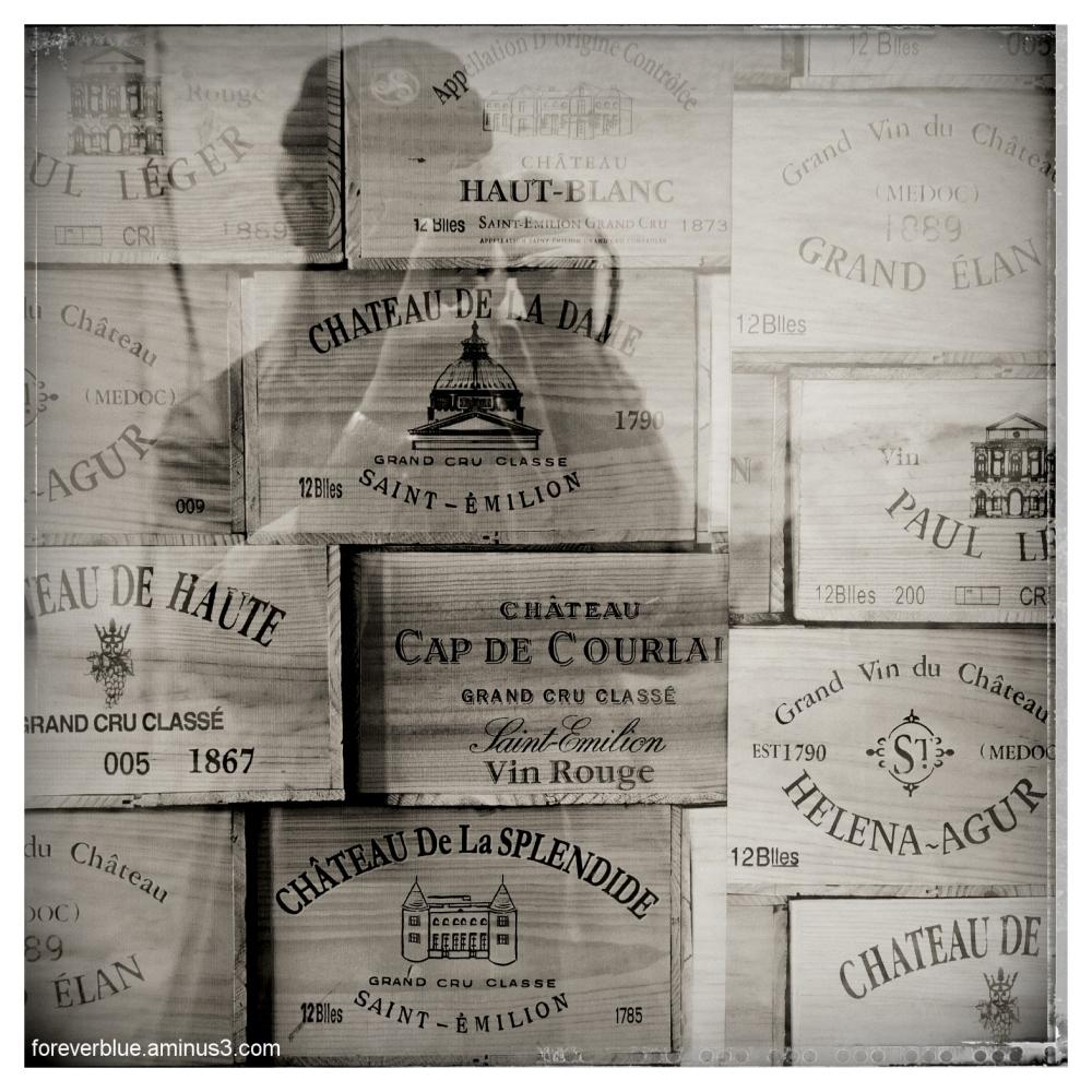 """...""""SELF PORTRAIT aux GRANDS CRUS """"..."""