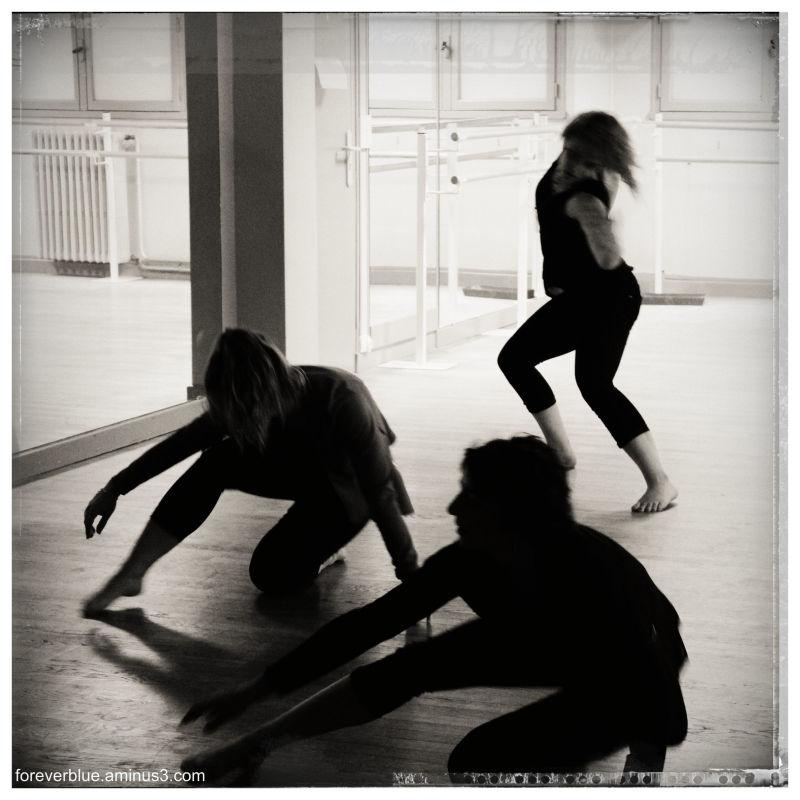 ... DANCING SHADOWS ....