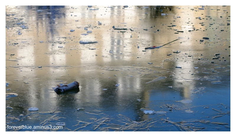 ... CITY UNDER THE ICE ....