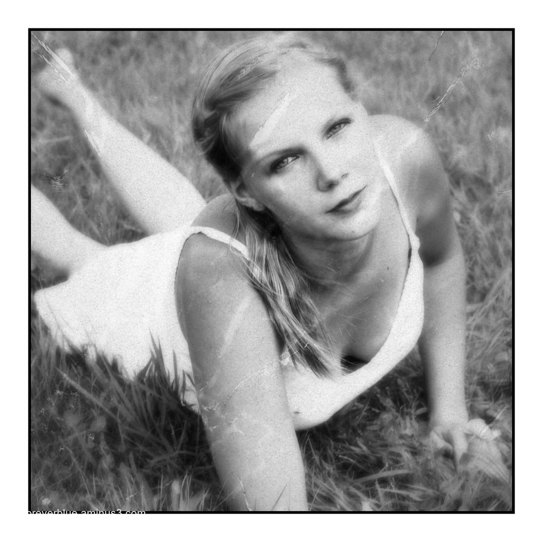 ... BAREFOOT IN THE GRASS ...
