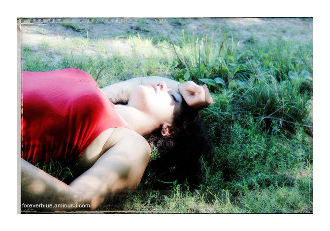 1. ASLEEP IN THE GRASS ....