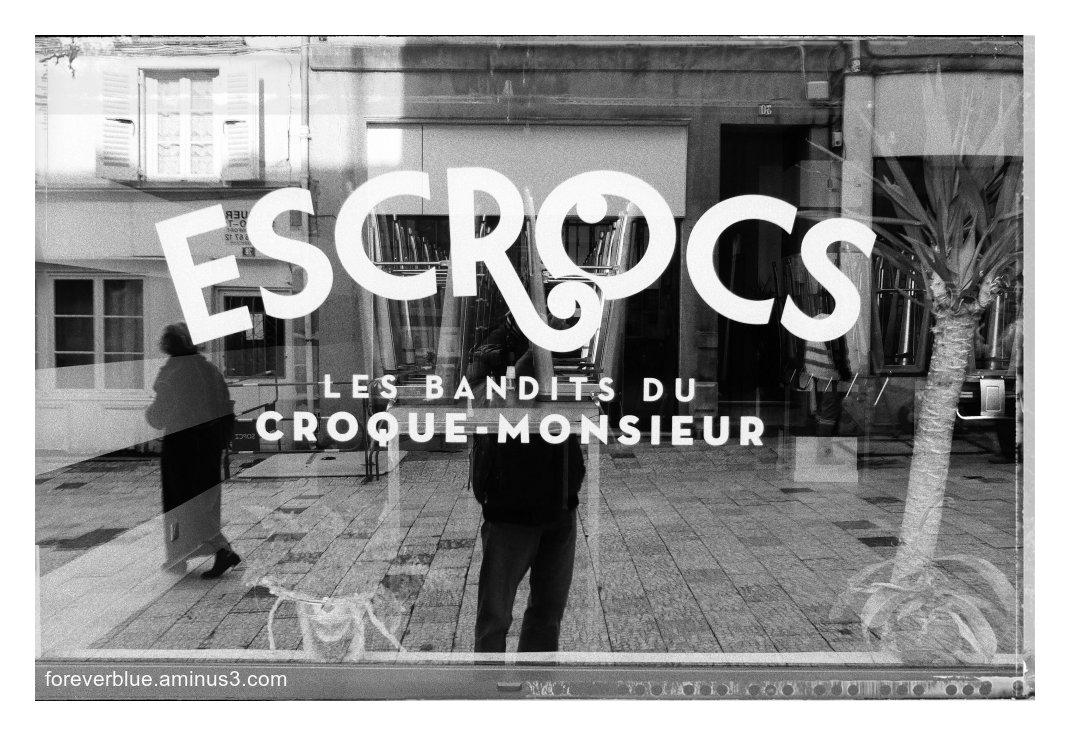 ... EST- CE CROCS ? ....