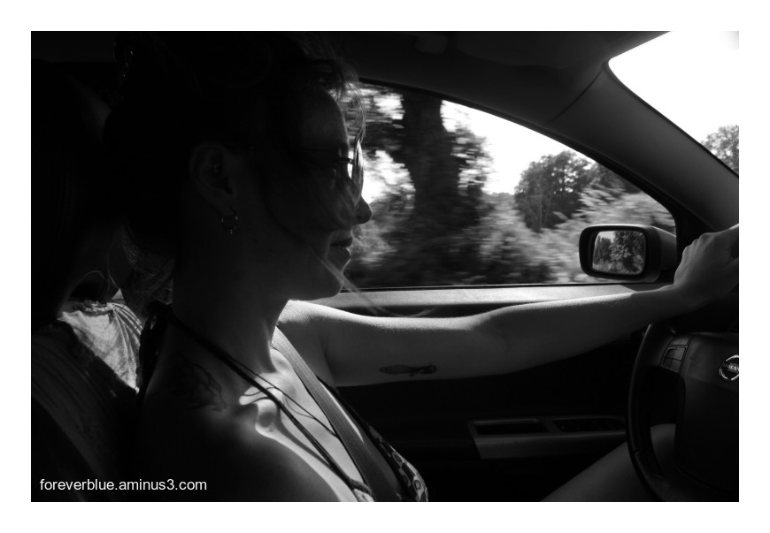 ... ON THE ROAD AGAIN ...