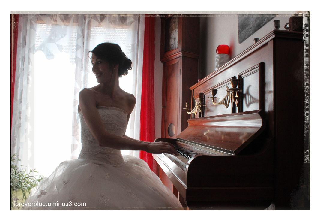 ... LA LEÇON DE PIANO ...