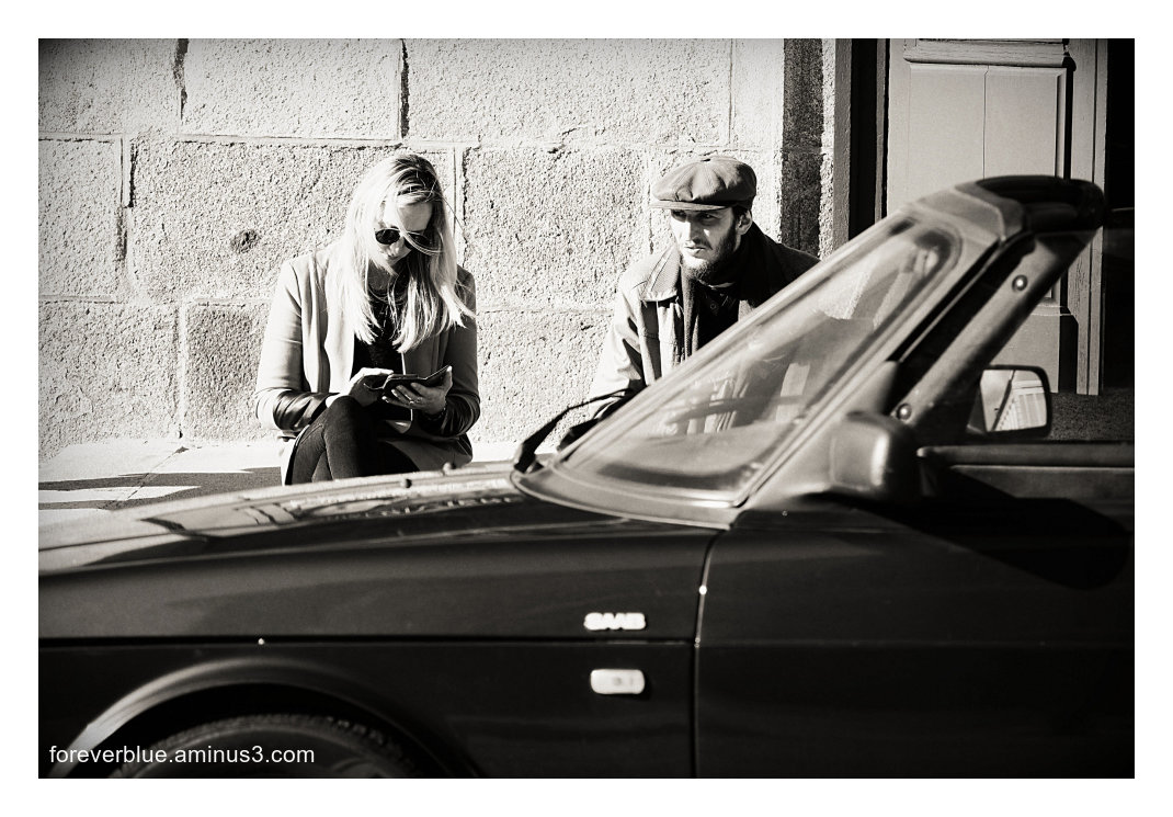 ...JUST LIKE BONNIE AND CLYDE ...