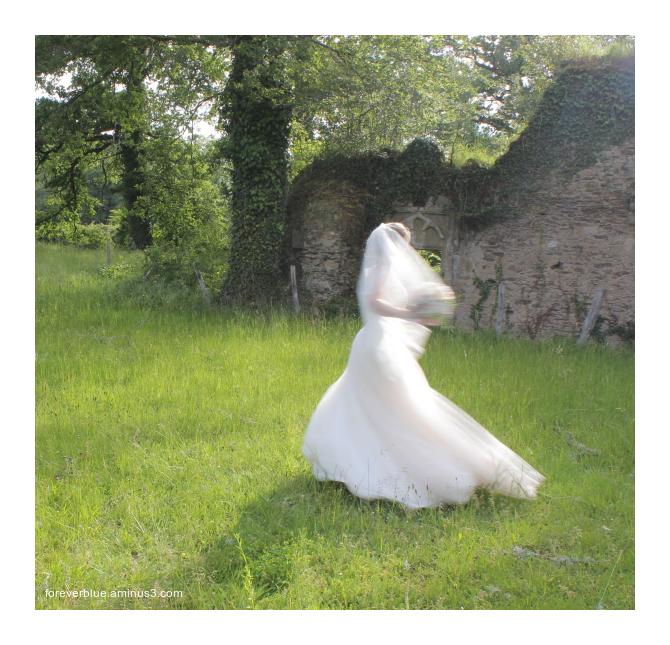 ... THE DANCIN' BRIDE ...