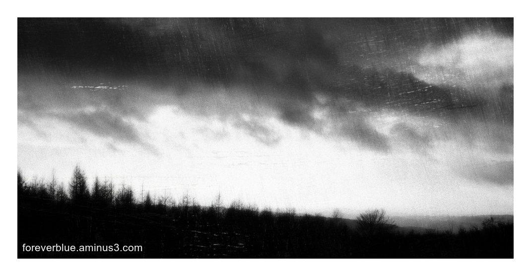 ...HERE COMES THE RAIN AGAIN ...