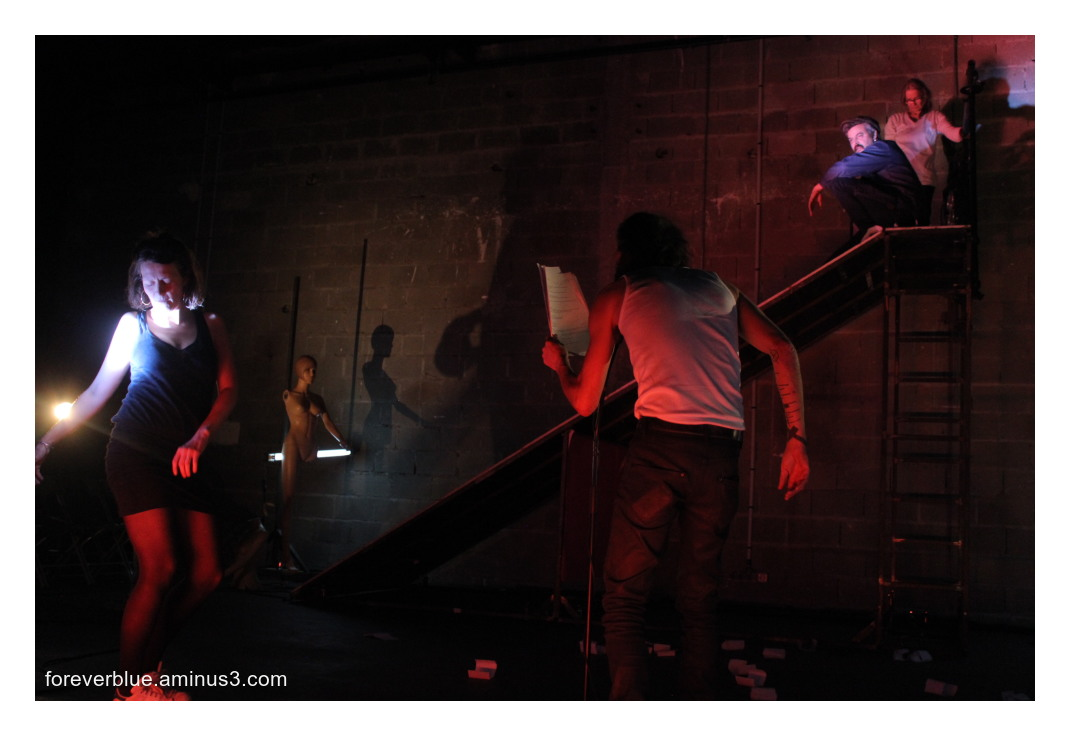 BACKSTAGES/ MY DREAMAGONY(1)
