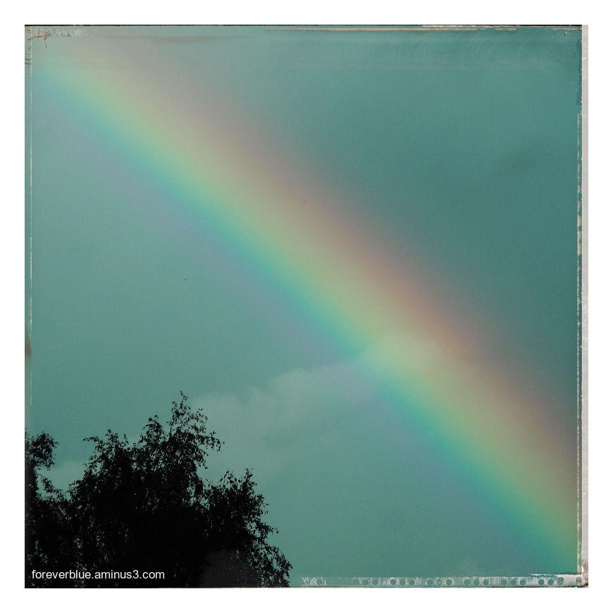 ... UNDER THE RAINBOW ...
