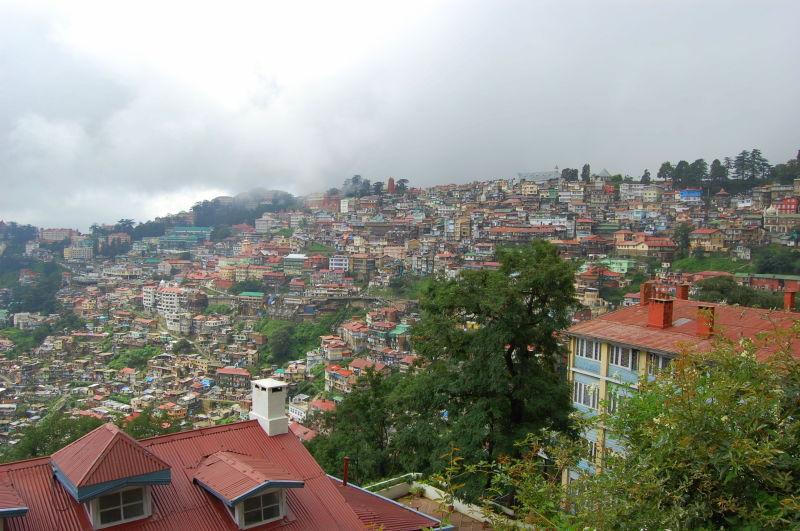 The Shimla Sprawl