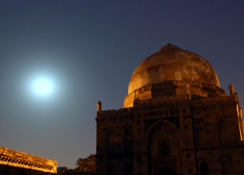 Moonlight, Lodhi Gardens, Delhi