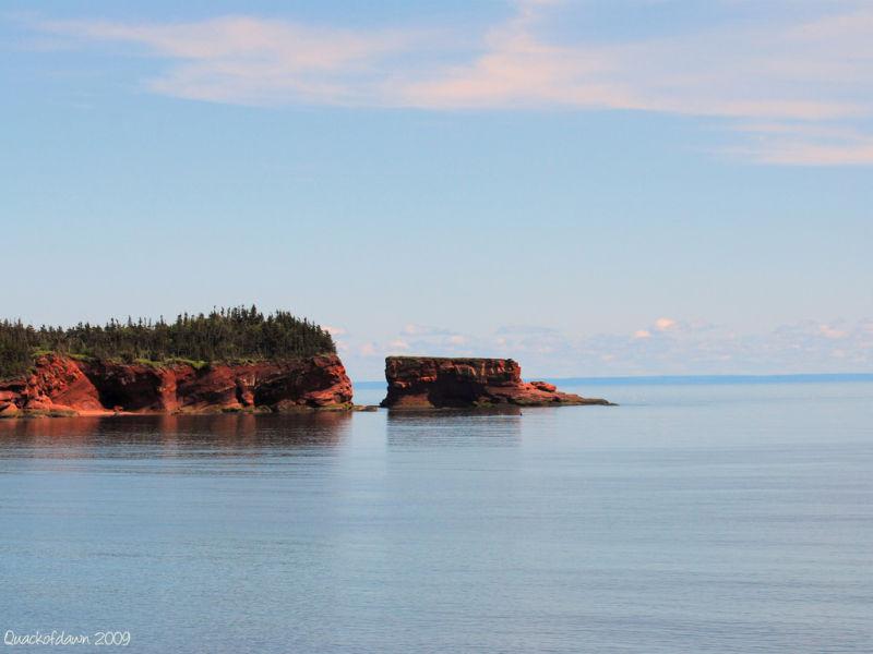 Split Rock, New Brunswick