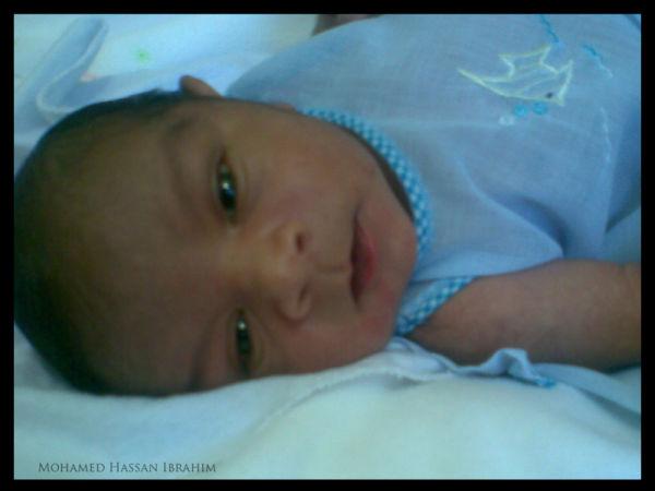 Muhammadh at Hospital