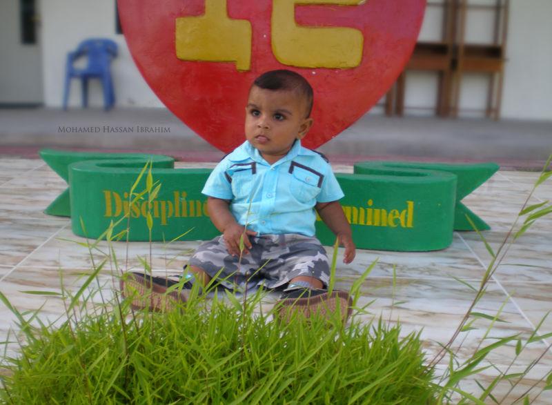 Mohamed at JS
