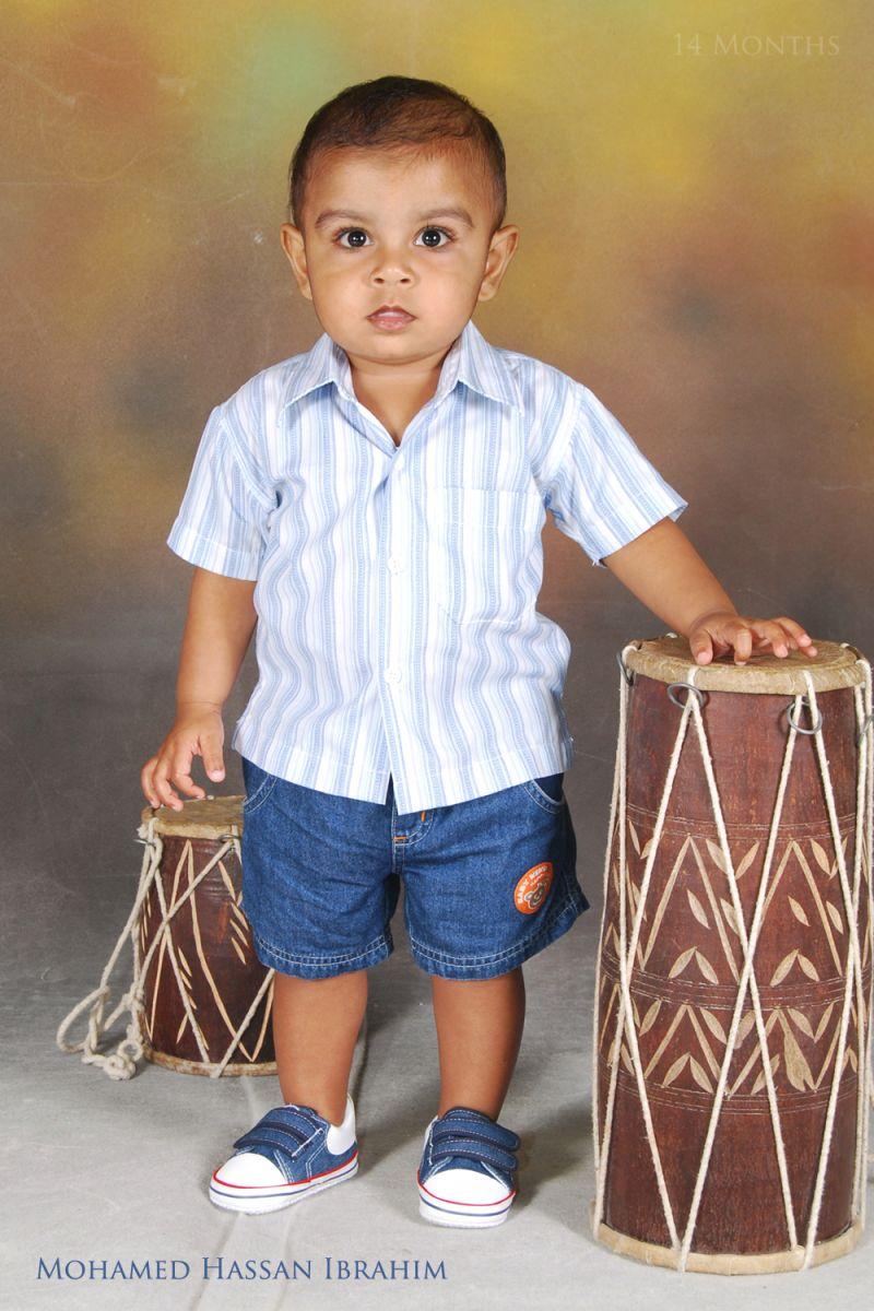 Mohamed 14 Months