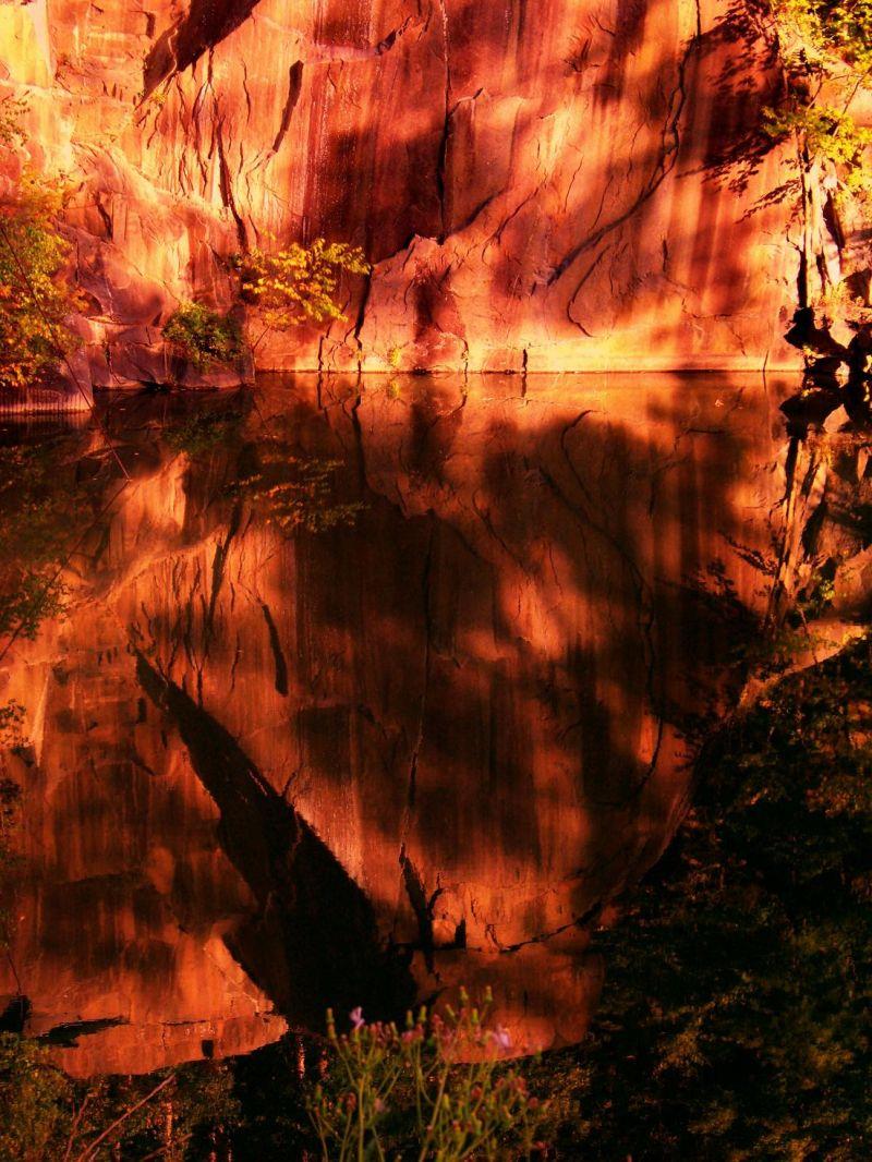Sunset Rock Reflection