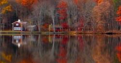 Fall Lakehouse