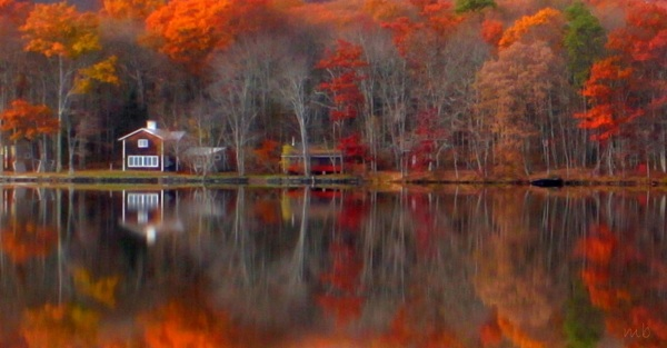 Fall Lakehouse