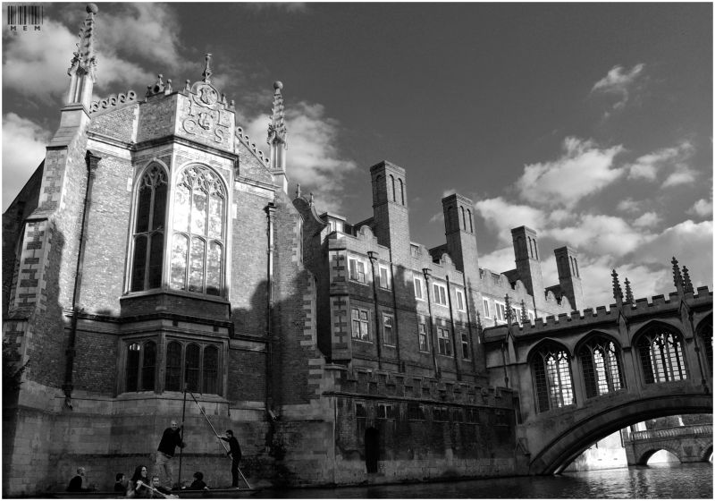 Riverside view - St. John's College