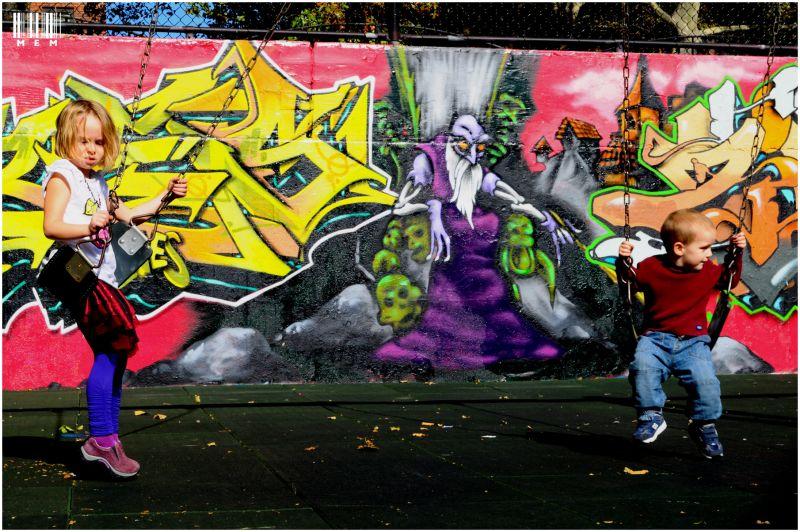 (2) Street Art Photoproject - October 2010