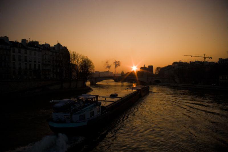 L'éveil du fleuve