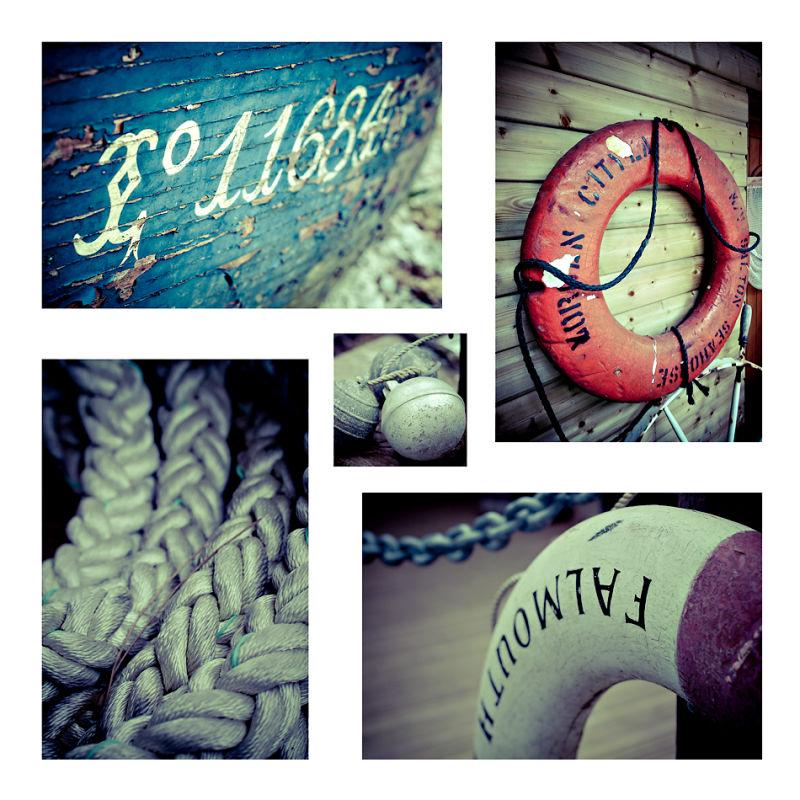 Objets de mer en Bretagne