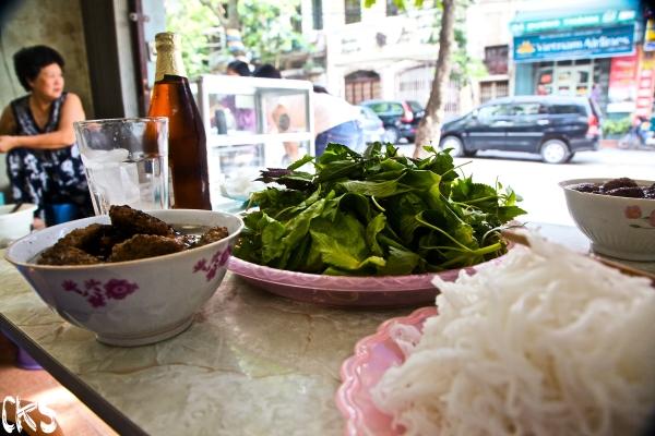 A Walk Through Hanoi-- 3