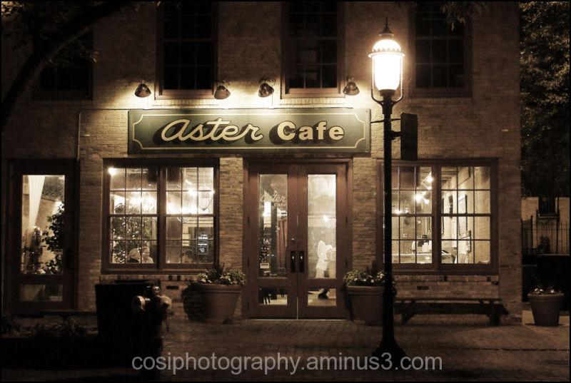 Aster Cafe