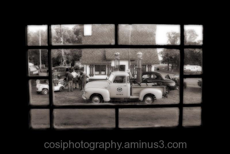 Window back in time