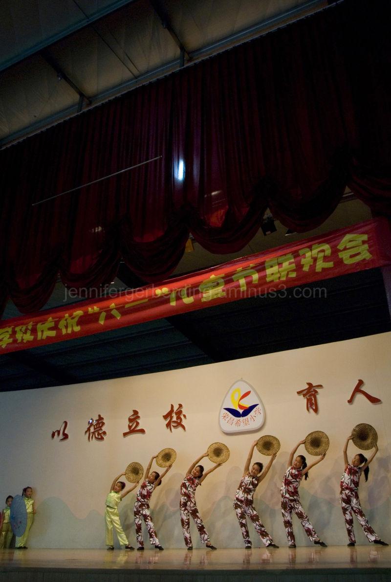 China: Children's Day