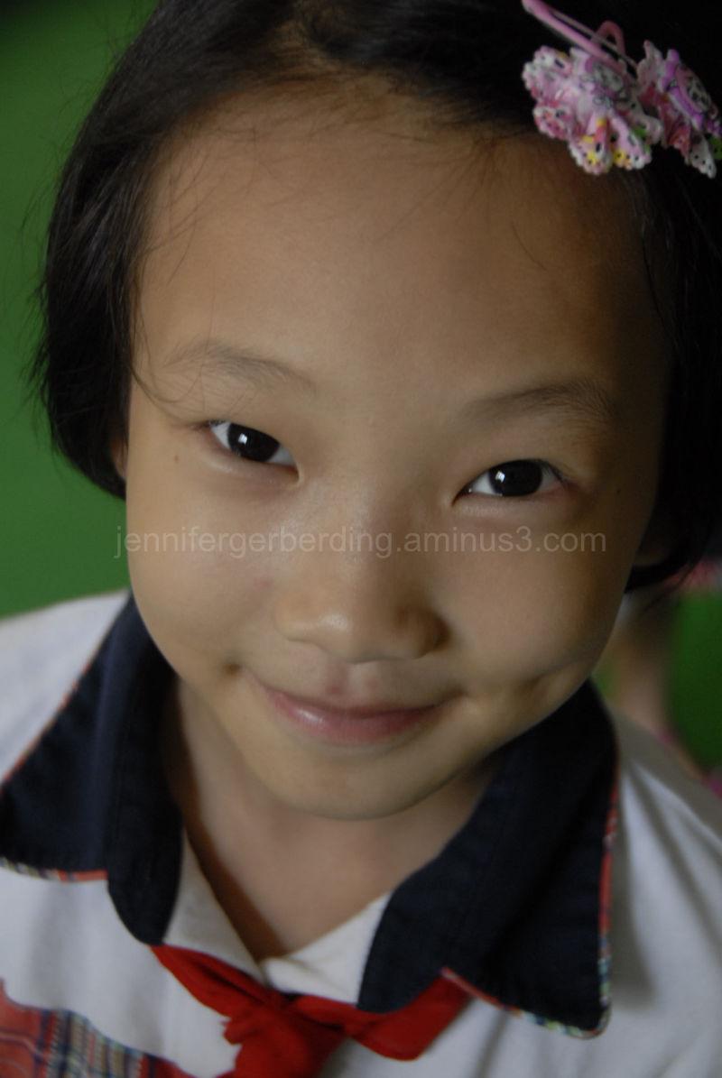 Yu Yan Ling: 3rd Grade