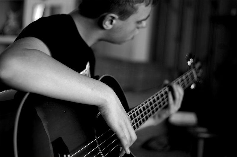 Bass Guitar Christmas