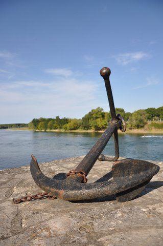 L'ancre à Couthure sur Garonne