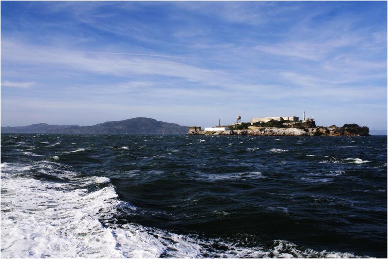 Alcatraz Island - San Francisco, CA