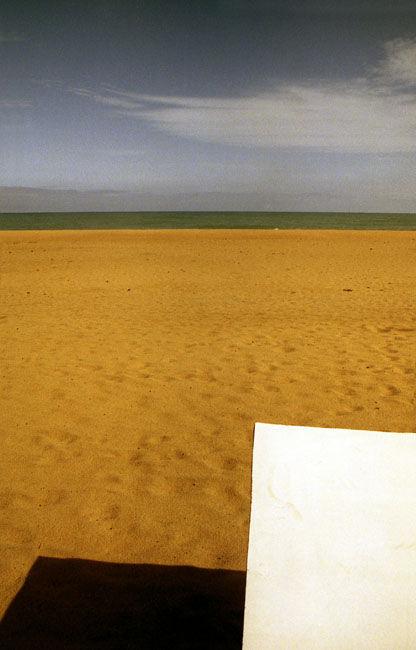 Composition à la plage  1o2