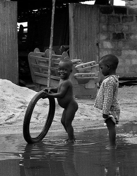 Habillé d'un sourire (Bénin)