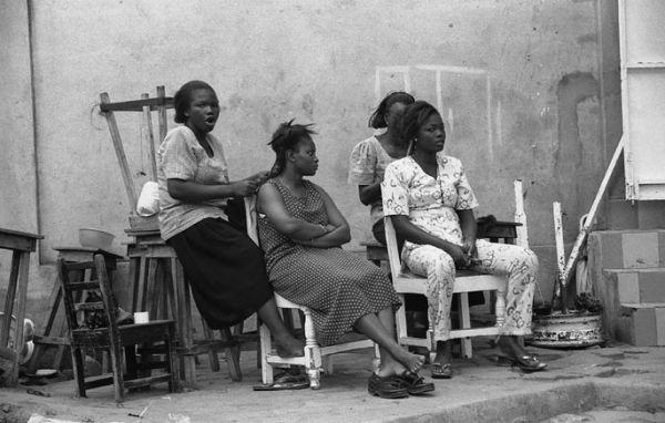 Salon pour Dames (Bénin)