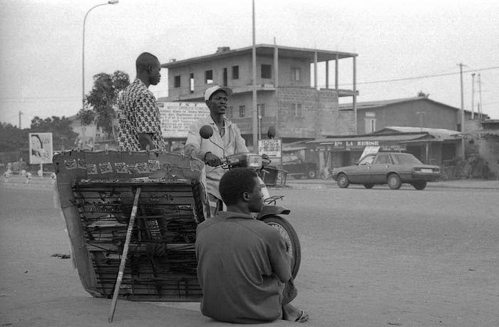 Street talks...(Bénin)