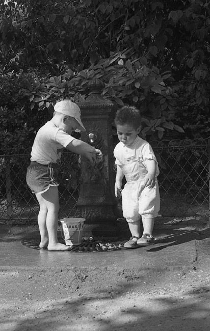 Fontaine de notre enfance